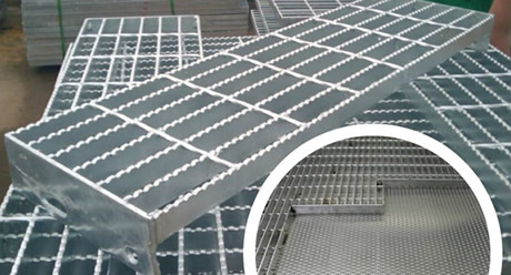 Steel Bar Grating Specification List Technical Terms